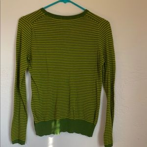 Old Navy Sweaters - Old Navy, striped pullover sweater, size small